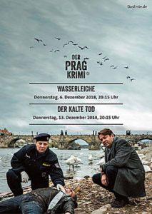 Der Prag Krimi - Wasserleiche - Derkalte Tod
